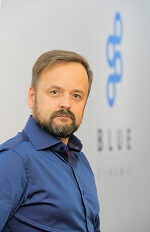 Karel Pecl CEO Blue Dynamic
