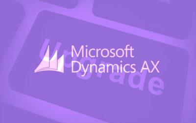 Jak uspět přiupgrade Dynamics AX