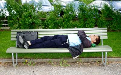 Jak sizajistit klidné spaní sdávkovými úlohami vAX 2012